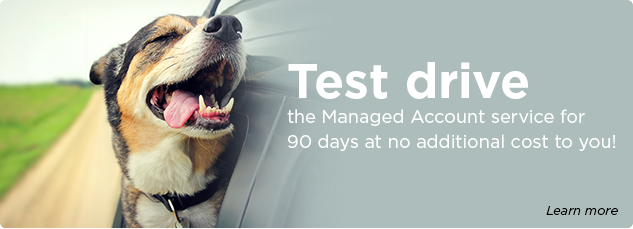 Test Drive a Managed Account