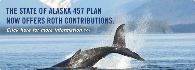 The State of Alaska 457 Plan now offers Roth contributions. Click here