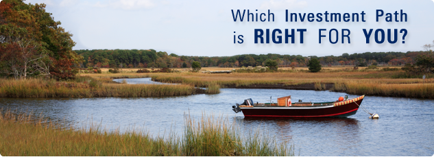 Which Investment Path is RIGHT FOR YOU?