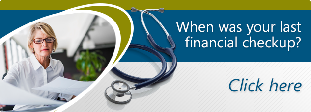 Take Charge of your Financial Health