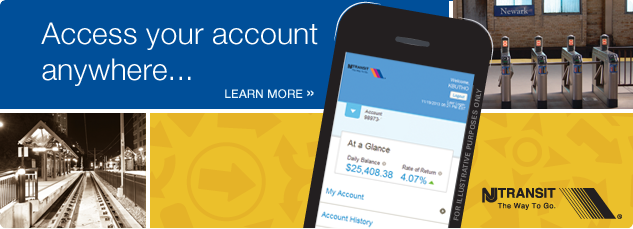 Access your account anywhere... Learn More...
