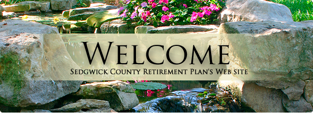 Welcome Sedgwick County Retirement Plans web-site.