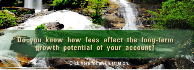Do you know how fees affect the long-term growth potential of your plan account?
