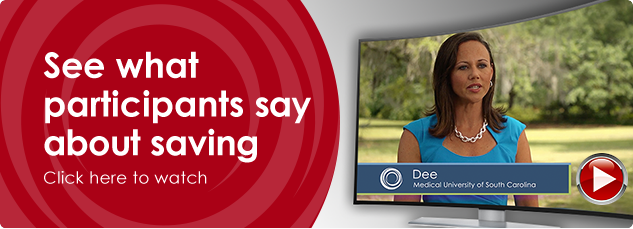 See what participants say about saving. Click here to watch.